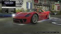 Pfister 811 achat plus custom - GTA 5 online