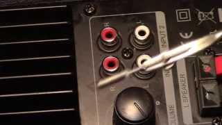 Невеликий ремонт акустики Microlab solo 1