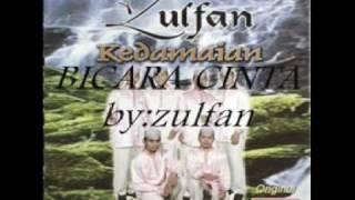 zulfan - bicara cinta