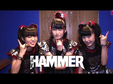 3 Minutes With Babymetal | Metal Hammer