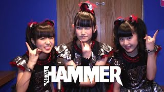3 Minutes With Babymetal | Metal Hammer