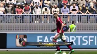 FIFA 15 Season Review 14/15 - Nottingham Forest - Top 5 Goals