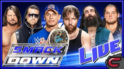 WWE SmackDown Live February 21st 2017 Full Show & Live Reactions