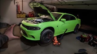 putting-viper-parts-on-my-hellcat