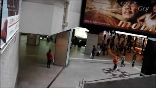 [乗り換え] 南海電車 難波駅 から 地下鉄御堂筋線 なんば駅