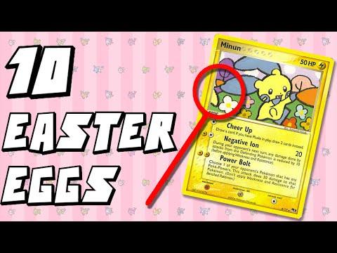 10 Pokemon Card Easter Eggs - Part 4