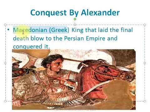 The Persian Empire, Ancient Persia and Persian Kings