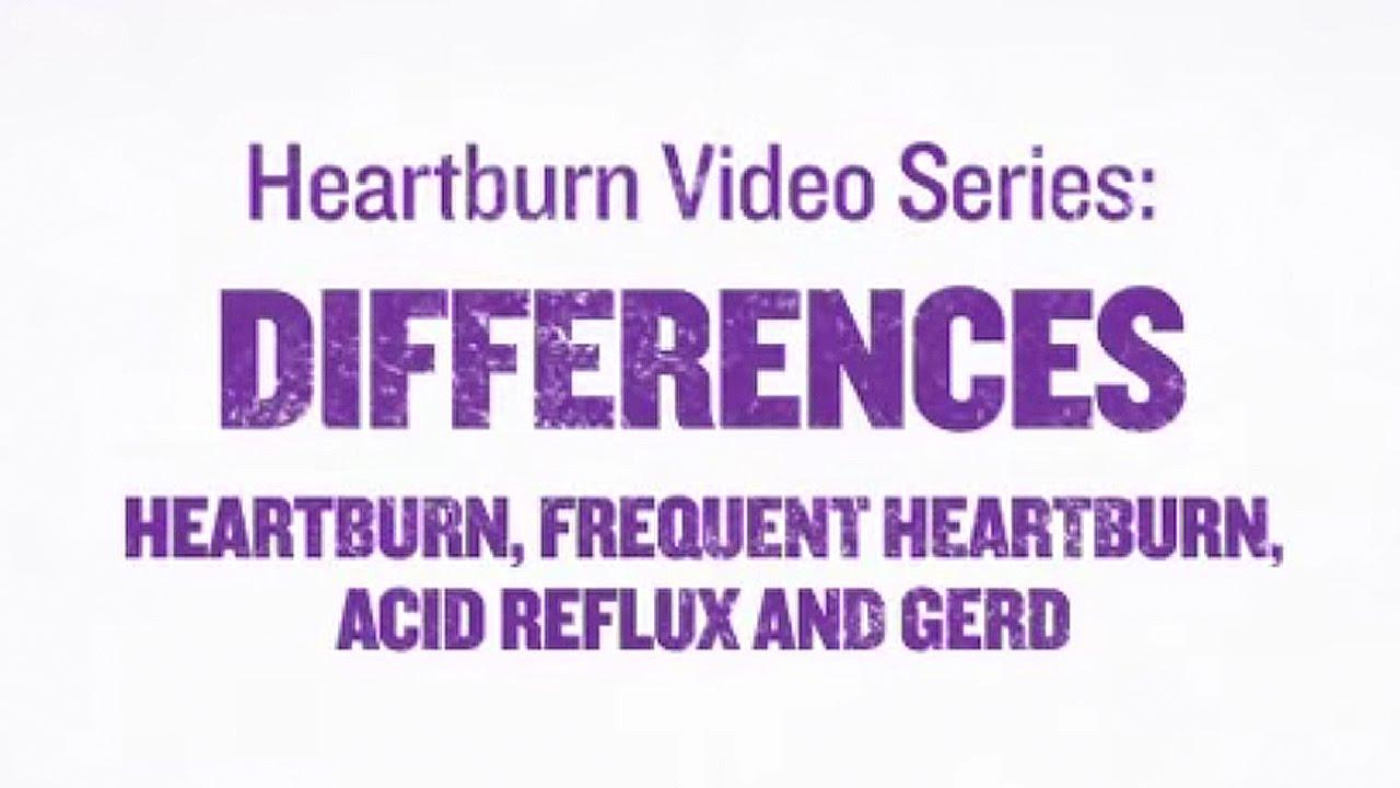Heartburn Frequent Heartburn Acid Reflux And Gerd Prilosec Otc