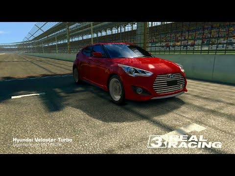 Real Racing 3 | Road Car International - Supafly Warm-Up Cup - Indianapolis