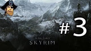 Skyrim #3 (  RP )  МЕРТВЫМ ЗОЛОТО НЕ НУЖНО