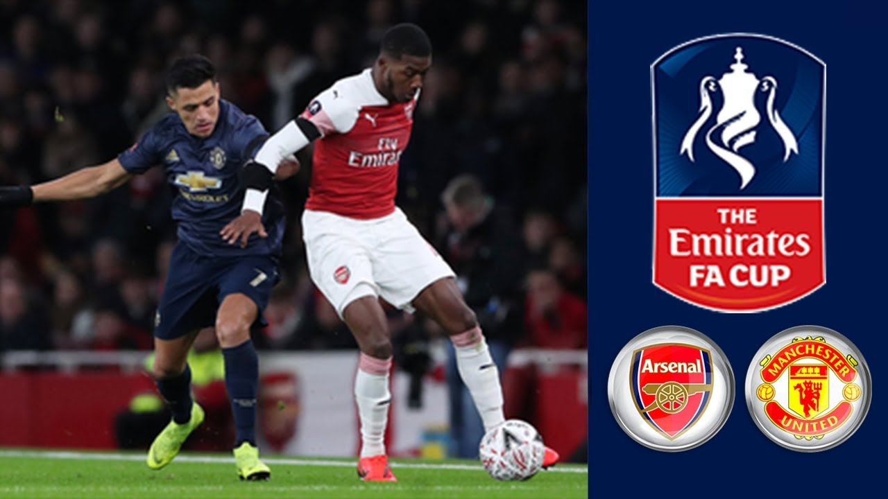 arsenal vs manchester united the emirates fa cup r4 fifa 19 youtube. Black Bedroom Furniture Sets. Home Design Ideas