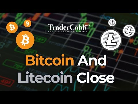 Bitcoin And Litecoin Close