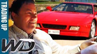 Desperately Bidding To Own This Fantastic Ferrari | Wheeler Dealers: Trading Up