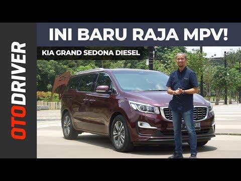 KIA Grand Sedona Diesel 2019 Review Indonesia | OtoDriver