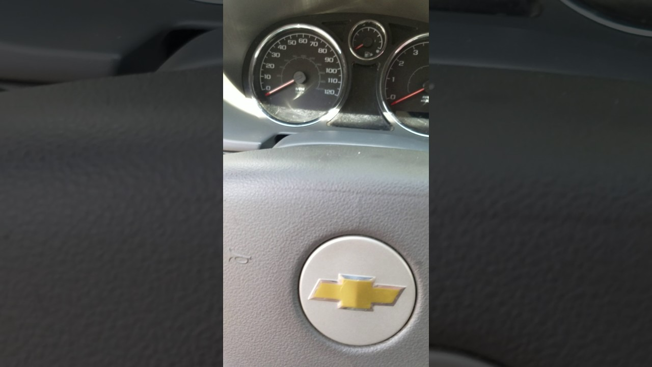 2005 Chevy Cobalt Won T Start