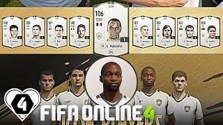 FIFA ONLINE 4: TEST HÀNG FO4 ICON Vs Claude Maklele ICON Trong FO4 - ShopTayCam.com