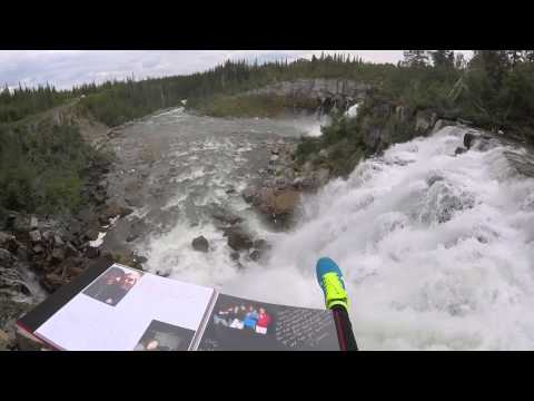 Whati Falls, NWT adventures