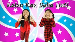 KALAU KAU SUKA HATI ♥ IF YOU HAPPY ♥ Lagu Anak dan Balita Indonesia