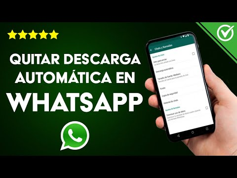 Cómo Desactivar la Descarga Automática de Fotos y Vídeos en WhatsApp