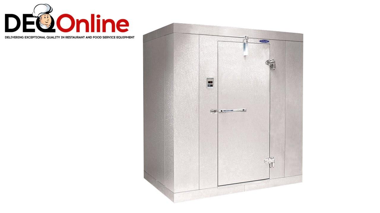 nor lake kold locker walk in cooler refrigerator freezer rh youtube com