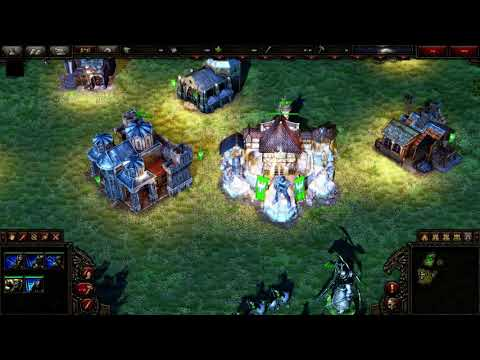 Spellforce 2 - Demons Of The Past: Realm skirmish battle 1 part 2-4 |