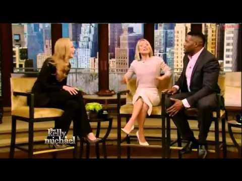 Nicole Kidman Interview   Live with Kelly and Michael 2015