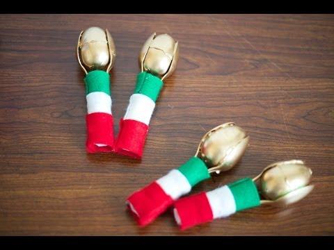 How To Make Maracas For Cinco De Mayo Craft!