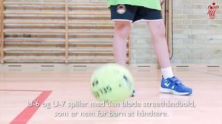 Introduktion til totalhåndbold