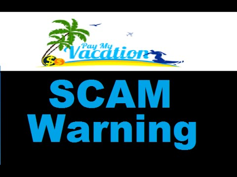 Pay My Vacation Software Review - ROTTEN Trading SCAM Exposed!