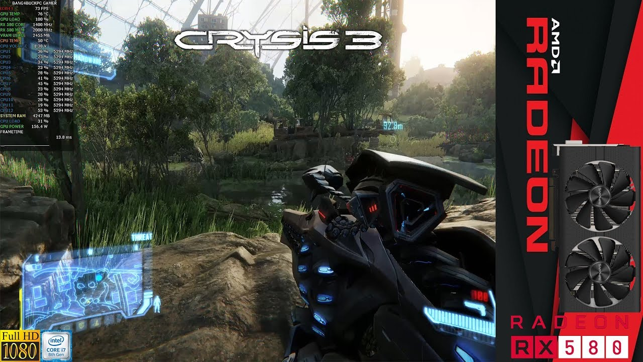 crysis 3 high settings