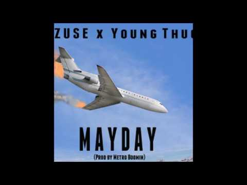 Zuse - MAYDAY (Audio) Ft. Young Thug (Prod. By Metro Boomin)