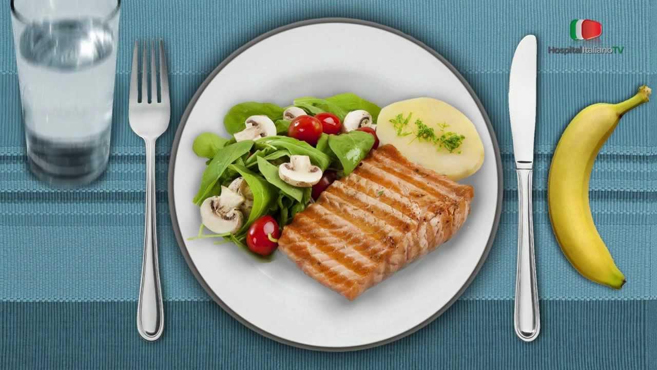 tres grupos de alimentos del plato del buen comer