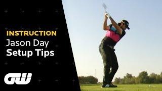 Jason Day Golf Tips - Stance