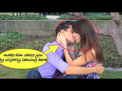 Learn how to make out VIDEO GUIDE Sexy Kissing