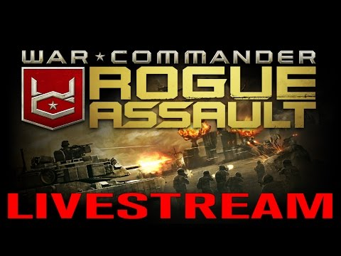war-commander-rogue-assault-(by-kixeye)---ios---hd-livestream-#2