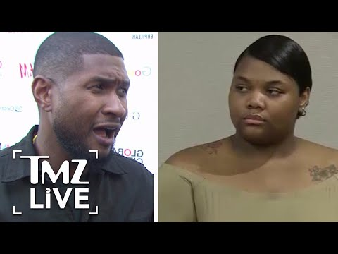Usher: Herpes Accuser Speaks Out | TMZ Live