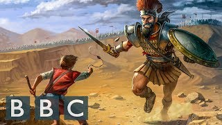 Давид и Голиаф | Библейские тайны