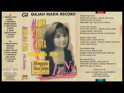 Nia Daniaty ~  Masih Ada Cinta ( Deddy Dores )1995