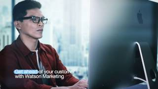 Stay one step ahead of your customers with Watson Predictive Customer Analytics