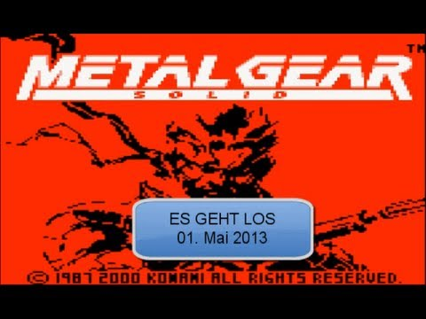 Metal Gear Solid Ghost Babel - Startet am 01.05.2013 {GERMAN}