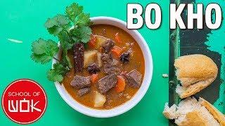 Warming Vietnamese Beef Stew Recipe!   Wok Wednesdays