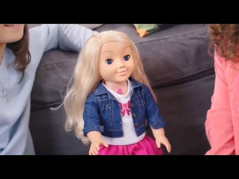 Eavesdropping dolls: New toys may be spying on families