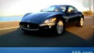 Maserati GranTurismo - Kelley Blue Book's Take