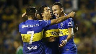 Gol de Leonardo Jara - Boca 5-2 Deportivo Cali - Grupo 3 - Copa Libertadores 2016