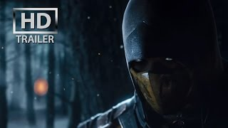 Mortal Kombat X | official trailer (2015)(official trailer for Mortal Kombat X., 2014-06-03T14:24:36.000Z)