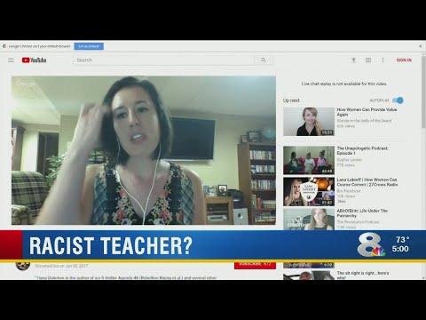 Racist Teacher?