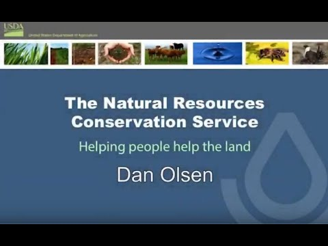 NRCS Programs For Landowners