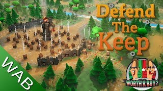 Defend the Keep Review - Oh dear! (Video Game Video Review)
