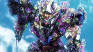 Gundam 00 Season 2 Ending 2 Trust you- Yuna Ito