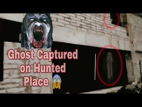 Real Ghost Caught On Abandon Building Most Unknown Hunted Area